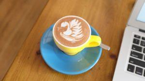 kopje koffie vlaardingen