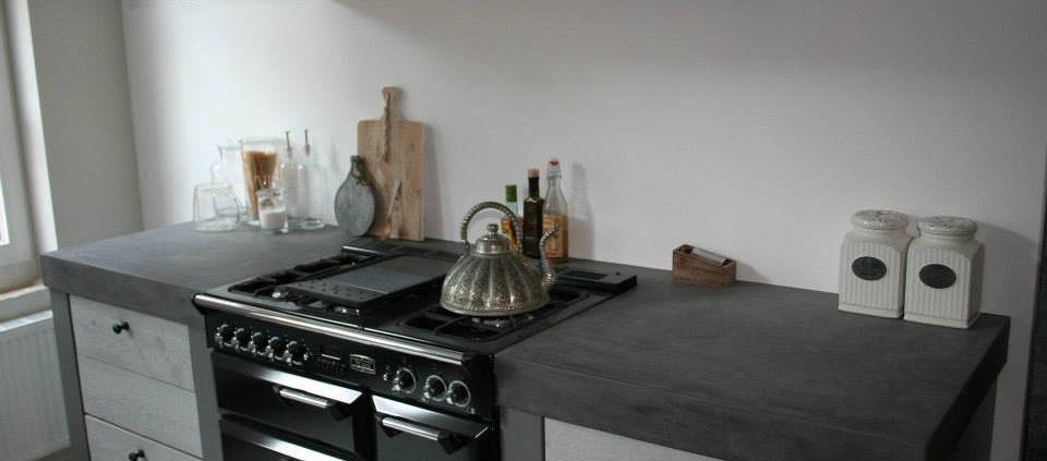 stukadoor keuken